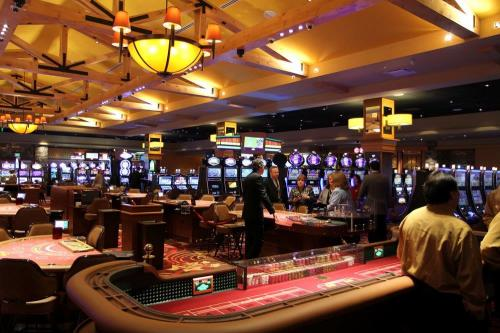 Oxford Casino  Gaming Floor